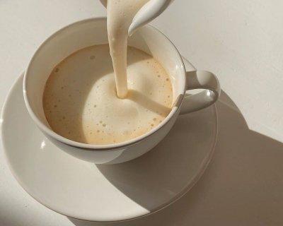 Молоко для приготовления напитков